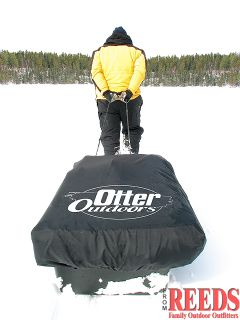 Otter Travel Cover for Magnum Sleds Fits Mag Pro Large Wild 1340