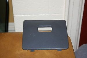 1987 1995 Nissan Pathfinder Dashboard Fuse Box Cover Gray 11110