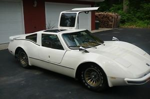 White Bradley GTLL Replica Kit Car on 1971 VW Chassis Runs Drives