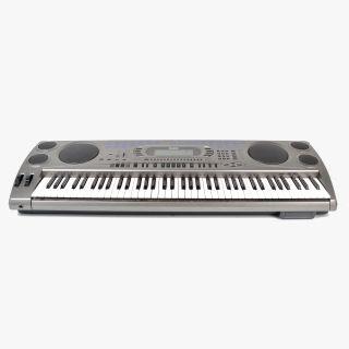 Casio WK 1630 Electronic Keyboard w Sustain Pedal
