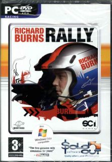 Richard Burns Rally PC Racing Game New Sealed