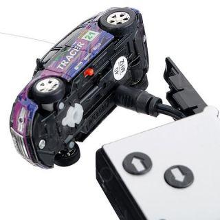 Mini Coke Can RC Radio Remote Control Micro Racing Car Toy Vehicles Gift 1 64