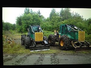 Timberjack 460D Cable Skidders for Sale