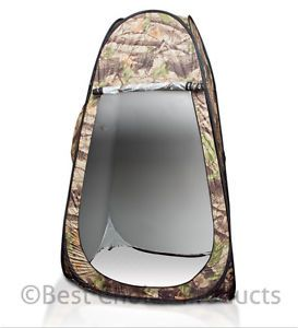 Portable Shower Changing Tent Camping Toilet Pop Up Room Privacy Outdoor w Bag