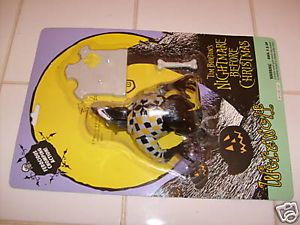 Nightmare Before Christmas Werewolf Action Figure 1993