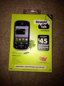 Straight Talk Samsung Galaxy Precedent Smartphone
