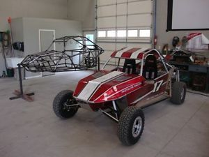 Sand Rail Dune Buggy Project