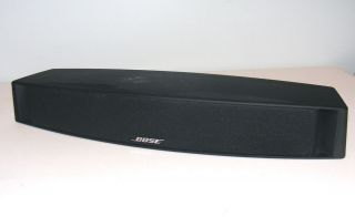 Bose VCS 10 Center Channel Speaker Surround Sound Home Theater System Quality 017817191586