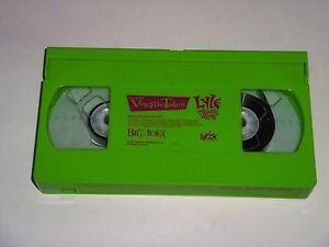 VeggieTales Lyle The Kindly Viking VHS Video Tape 2001 Children's Cartoon