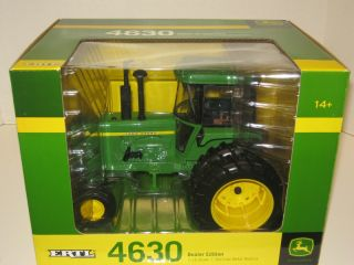 1 16 john deere 4630 dealer w duals farm toys