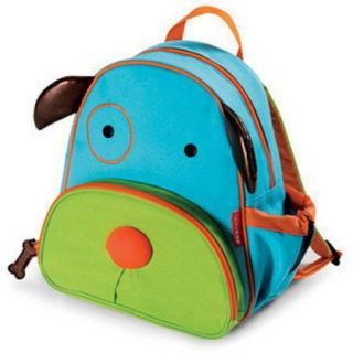 Cute Kids' Backpack Shoulders Bags Animal Zoo Cartoon Backpacks Dog School Bags