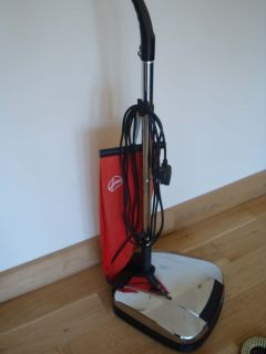 Hoover Vacuum Floor Polisher Scrubber Wood Wax F3871