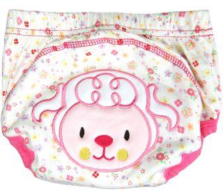 1pc Baby Boy Girl Infant Toilet Pee Potty Training Pants Cloth Diaper Underwear