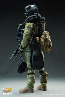 1 6 Toys City 9013 Navy Seal Recon Diver Combat Shirt