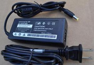 HP TouchSmart TX2z Tablet PC Laptop Power Supply AC Adapter Cord Cable Charger