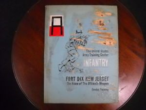 Fort Dix US Army Infantry Training Center 2nd Rifles Training Brigade 1967