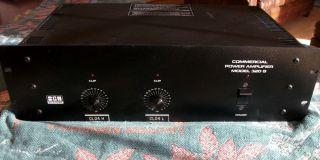 Bgw Model 320B Commercial Power Amplifier
