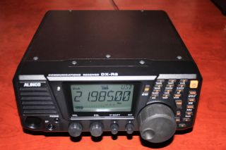 Alinco DX R8T Communications Receiver