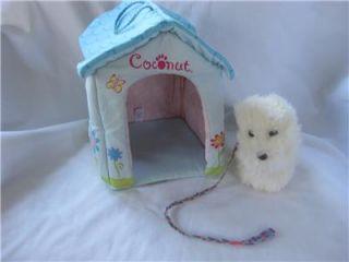 American Girl Coconut Dog House