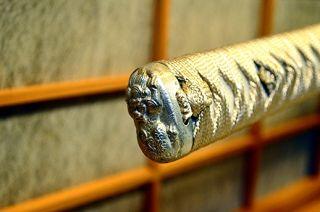 TJ Emperor Japanese Nihonto Shinken Katana Samurai Sword Kenjutsu Tamashigri