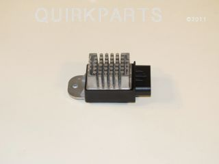 01 07 Dodge Caravan Chrysler T C Radiator Fan Relay