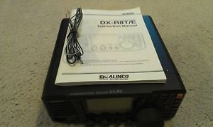 Alinco DX R8T Communications Shortwave Receiver SDR
