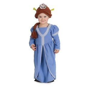 Princess Fiona Shrek Halloween Costume Baby 0 9 MO