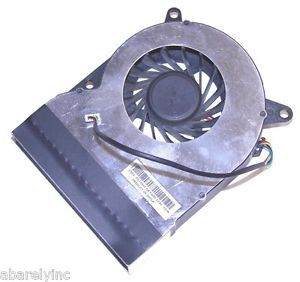 Genuine HP TouchSmart 600 PC CPU Cooling Fan P N 1323 007J0H2 Tested