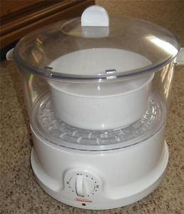 Sunbeam Oster Rice Cooker Food Steamer 6 Qt Model 5710 Excellent Clean Condition
