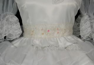 Adult Baby Sissy Dress Costume Custom Made 24