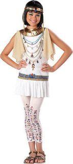 Tween Girls Cleopatra Egyptian Princess Costume