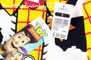 Baby Boy Cartoon Character Woody Costume Pajamas 2 Pieces Set 12M 8 Years