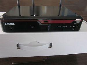 Entone Dual Tuner DVR New for Antenna OTA HDTV Wireless Apps Vudu w Cooling Fan