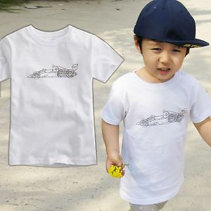 "Vaenait Baby Toddler Kids Boy Girl Clothes Clothing Tee Top T Shirts ""F 1"""