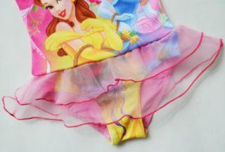 Girls 2 8Y Swimsuit Swimwear Swimming Costume Tankini Bikini Free Shipping