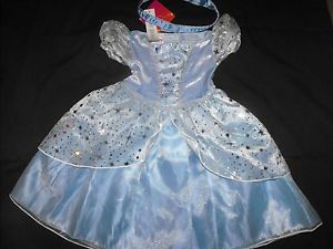 NWT Beautiful Disney Princess Cinderella Costume Baby Girl 9 Months