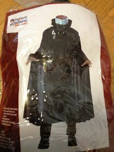 Headless Horseman Ichabod Crane Halloween Costume Sz M 8 10 Boys Youth