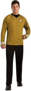 Rubies Star Trek Grand Heritage Captain Kirk Adult Costume Large 889154