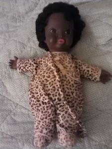 Shindana Baby TAMU Doll
