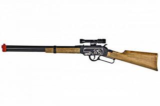 Cap Gun Toy Rifle