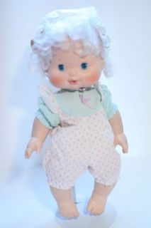 Strawberry Shortcake Vintage Baby Blowkiss Doll Angel Cake Kenner 1982 Blow Kiss