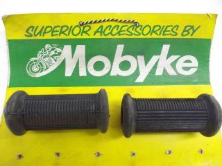 Triumph British Motorcycle Footpeg Rubber Set 2pcs Fits BSA Norton Ariel Etc