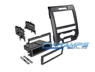 Ford F 150 Car Stereo Radio Dash Install Mounting Kit Installation Mount Trim
