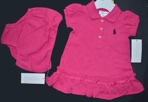 882a9b44 sweden polo ralph lauren girl dress pink 204c8 05613