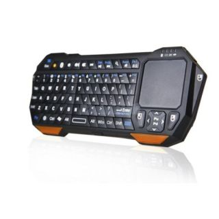 Portable Bluetooth 3 0 Wireless Keyboard Touchpad Mouse for iOS Windows Android