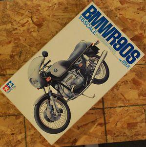 Tamiya BMW R90S R90 900 1 6 Big Scale Motorcycle Model Kit BS0608 Parts SEALED