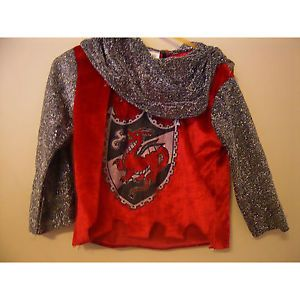 L K Toddler Prince Charming 3T 4T Top Shirt Costume