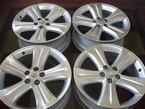 Toyota Camry Sienna Avalon Highlander Rav 4 Venza Tacoma Alloy Wheels Rims