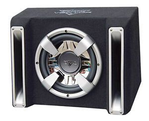 """10"""" inch Woofer Subwoofer Speaker Bass Box Car Audio Stereo Sound Enclosure SUV 068888892902"""