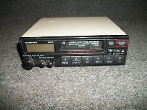1996 1999 Subaru Legacy Model 86201AC460 Car Am FM Radio Cassette Tape Player